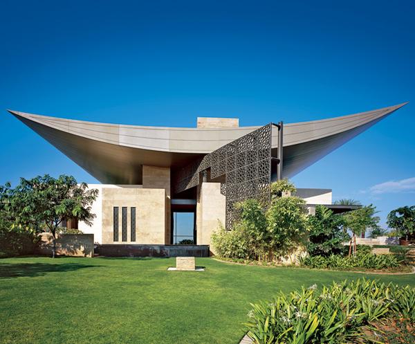 Mimdap - Limposante residence contemporaine de ehrlich architects ...