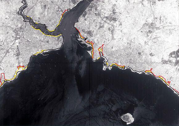Aktüel dergisindeki tsunami haritasına göre istanbul'da tüm