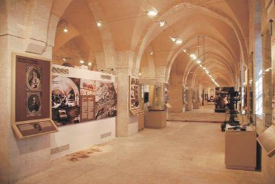 Mardin in yeni sanat mekânlarından sabancı kent müzesi nde