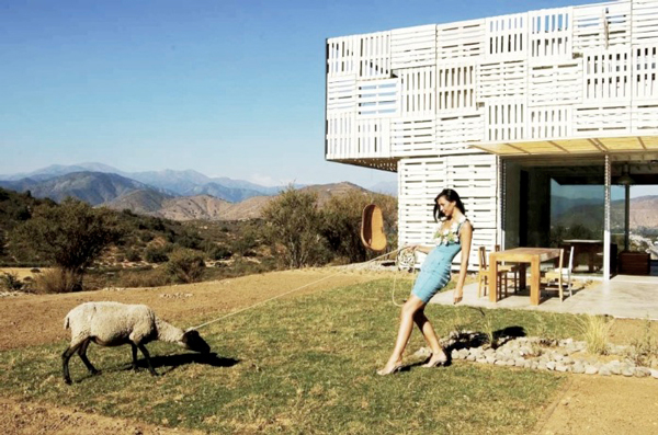 Manifesto evi, infiniski'nin konsepti ve potansiyelini temsil ediyor