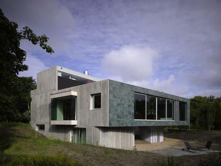 Villa on Kum Tepesindeki Villa  Hollanda   N  N Hook Of Holland B  Lgesindeki