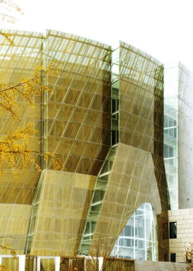Sarea alain sarfati mimarlık tarafından tasarlanan pekin zencefil