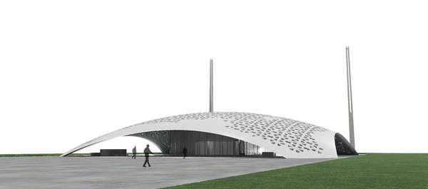 Kutlu İnanç Bal, Hakan Evkaya: Yeni bir Çağda yeni Cami Mimarisi