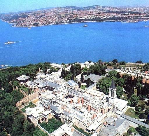 Marmara B�lgesinin Dogal G�zellikleri Tarihi