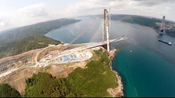istanbul'daki köprüler ne zaman yapıldı