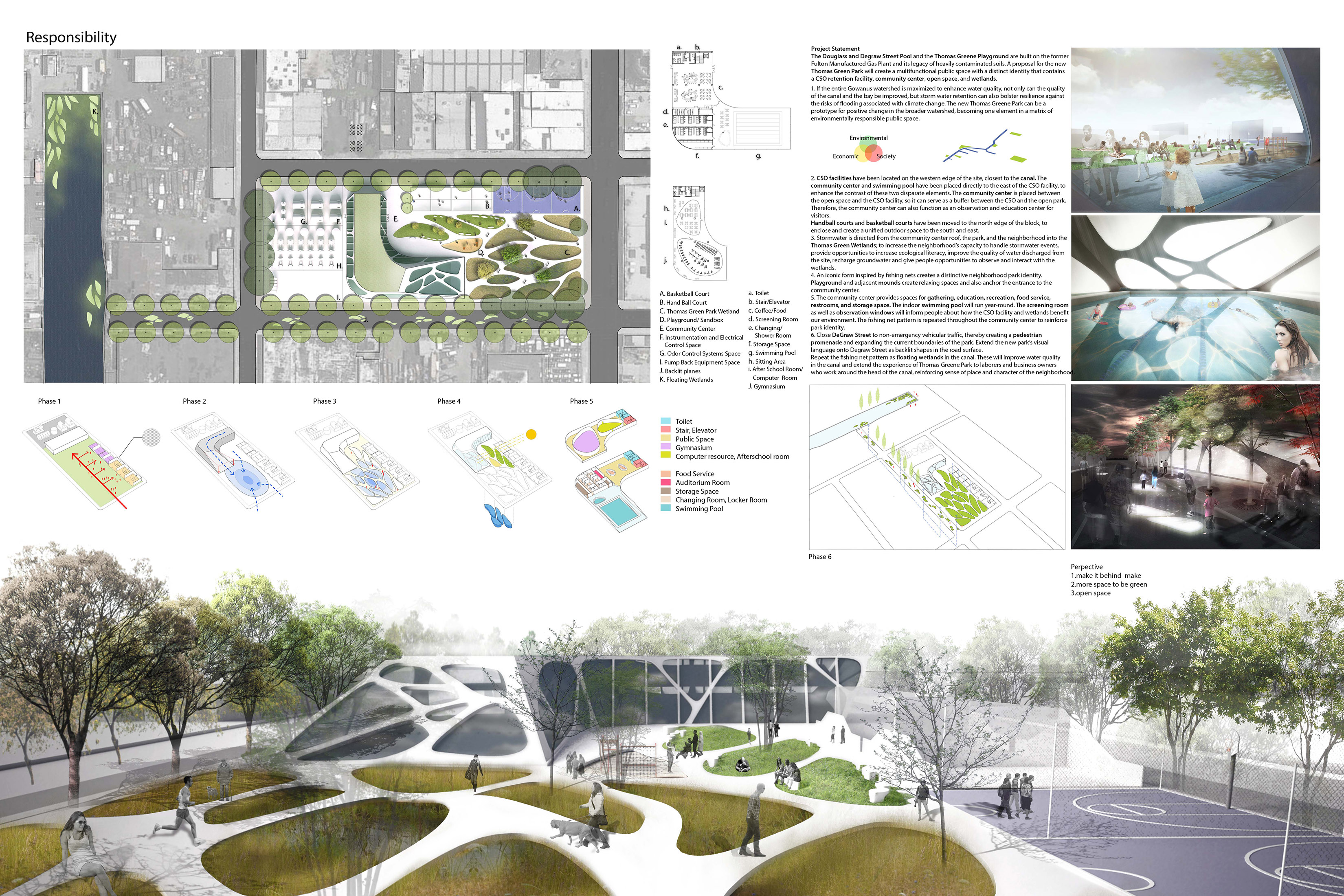 Mimdap for Landscape design contest