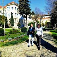 Kazanova'ya da ev sahipliği yapan venedik sarayı, italyan